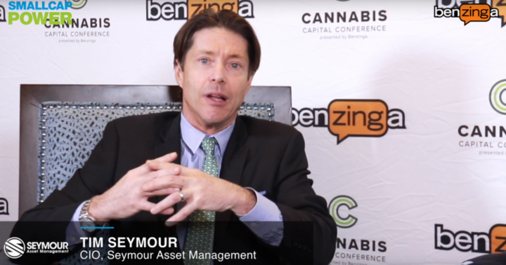Tim Seymour On Canopy Growth's Earnings: 'A Huge Exhale'