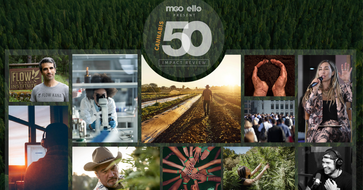 Meet MGO/ELLO's 'Cannabis 50' Honorees, From Jim Belushi To Flow Kana