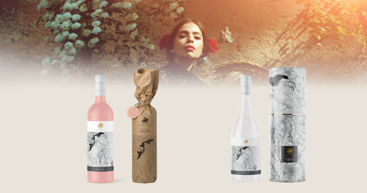 House Of Saka Cannabis Wines Now Available Across California Via Driven Deliveries