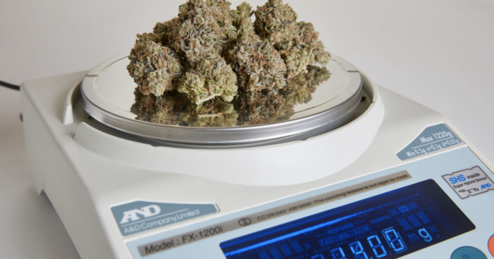 How Many Grams Are In An Eighth? -- And Other Useful Cannabis Conversions