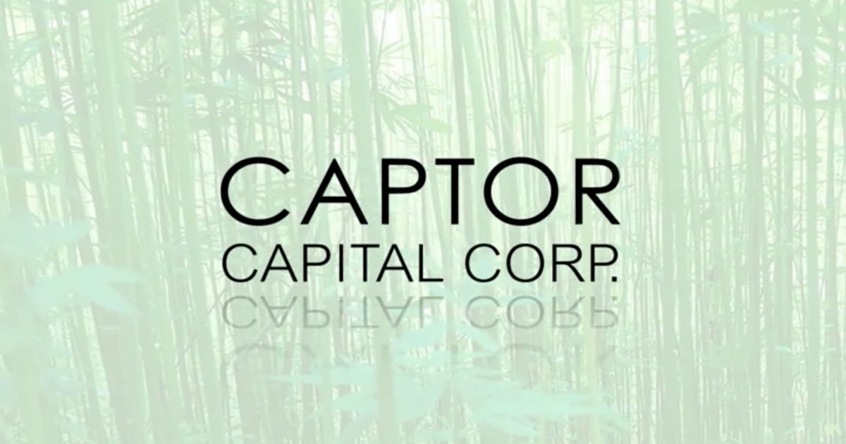 Captor Buys Stake In 9 California Dispensaries Via JV With Three Habitat
