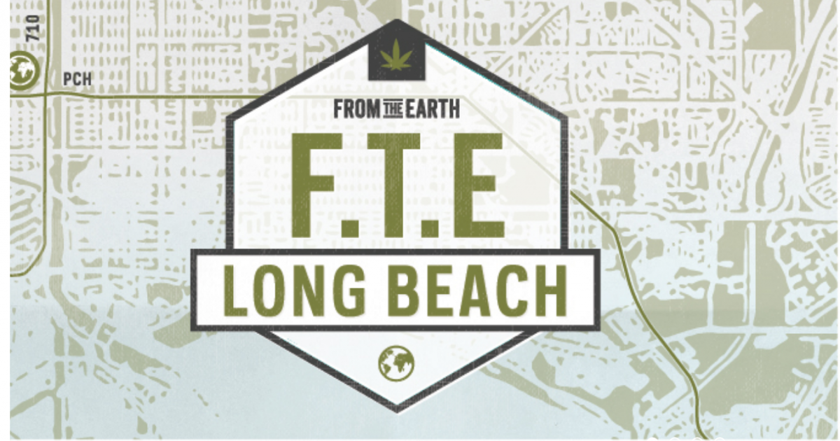 From The Earth Opens Store In Long Beach, 4th Nationwide