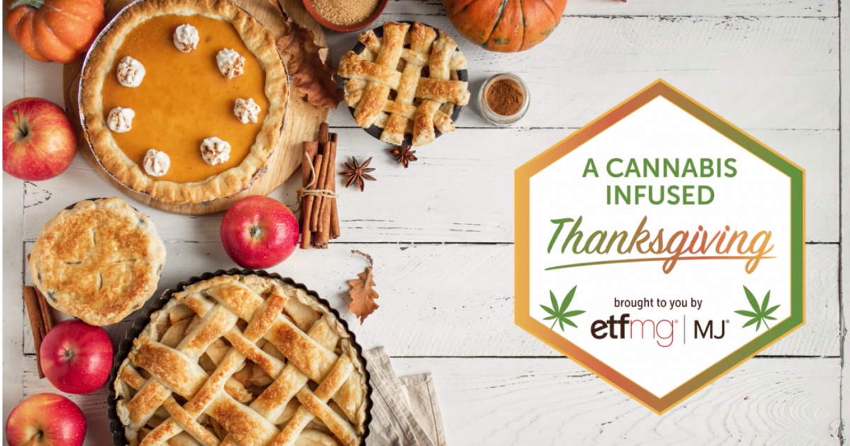 A Weed-Infused Cooking Class For Thanksgiving? One Cannabis ETF's Unique Marketing Strategy