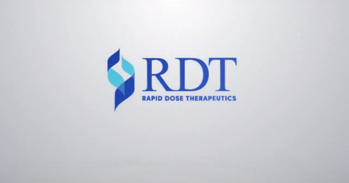 Rapid Dose Therapeutics Wants To Buy Consolidated Craft Brands