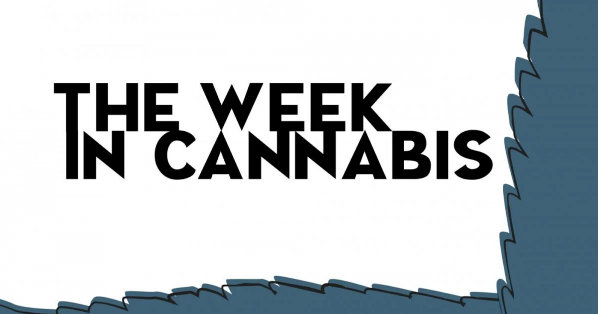 This Week In Cannabis: Tilray, Aphria, Sundial Go For A Ride; ETFs Pop With CNBS Advancing 99%