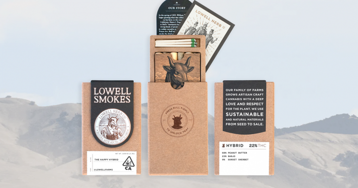 Lowell Farms, Ascend Wellness Partner To Bring Lowell Smokes To Massachusetts, Illinois