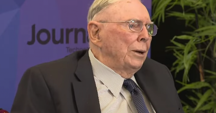 Charlie Munger Talks Bitcoin, SPACs And GameStop Mania: 'It Must End Badly, But I Don't Know When'