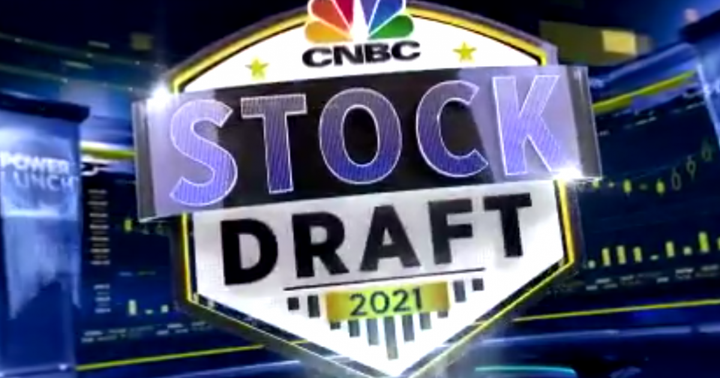 20 Picks From The 2021 CNBC 'Stock Draft': Bitcoin, Amazon, Ark Lead The Way