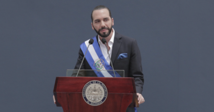 El Salvador Becomes First Country In The World To Adopt Bitcoin As Legal Tender