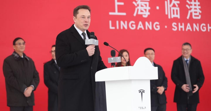 How Tesla's Chinese EV Market Is Worth $400 Per Share