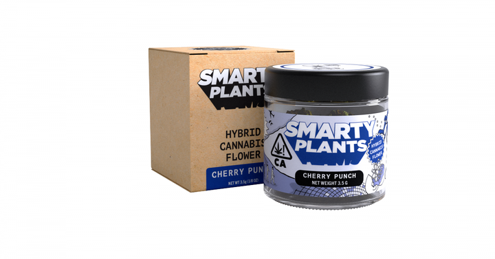 A Little Shatner With Your Cannabis? How Smarty Plants Embraces 'Quirky' To Outshine Rival Brands