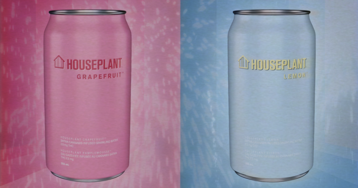 Seth Rogen's Houseplant Launches THC Beverages In Canada