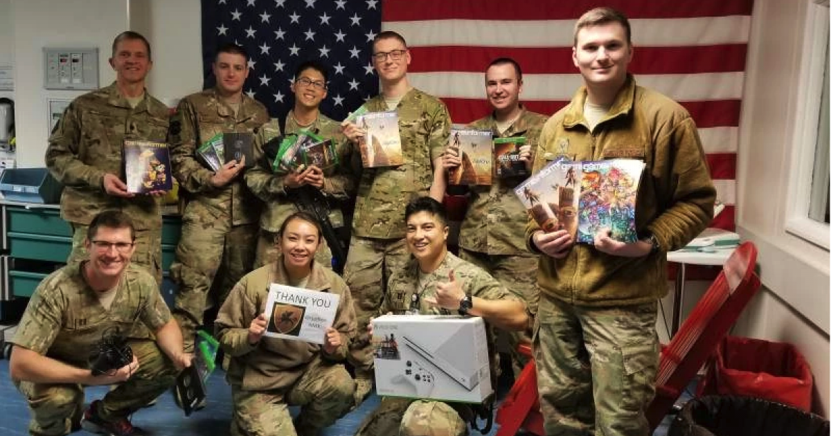 How A Nonprofit Helps Veterans With Cannabis And Video Games
