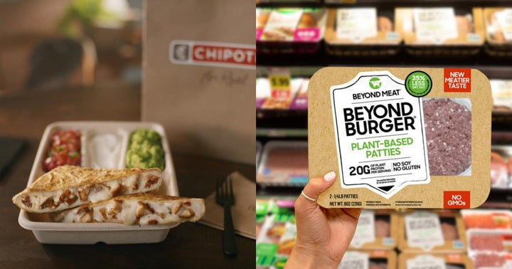 Should You Buy Shares Of Chipotle Or Beyond Meat Following Price Target Changes?