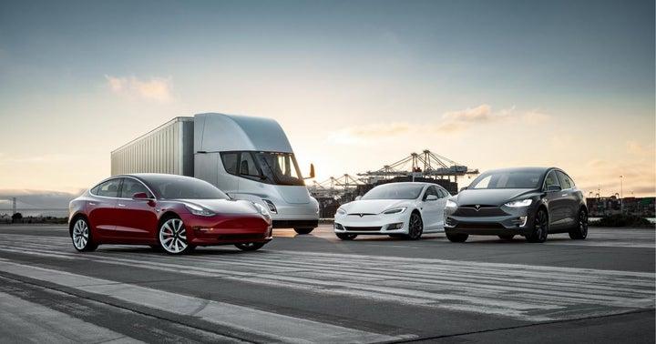 Canaccord Pumps The Brakes On Tesla Following Stock's Huge Run