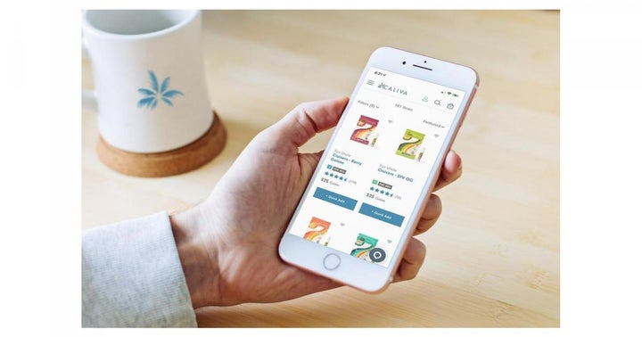 The Parent Company Jumps On Board With Cannabis Delivery Via Apple iPhone, Available In California