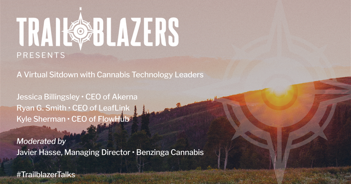 Exclusive: Watch The 'Trailblazers' Virtual Session On New Technology In Cannabis