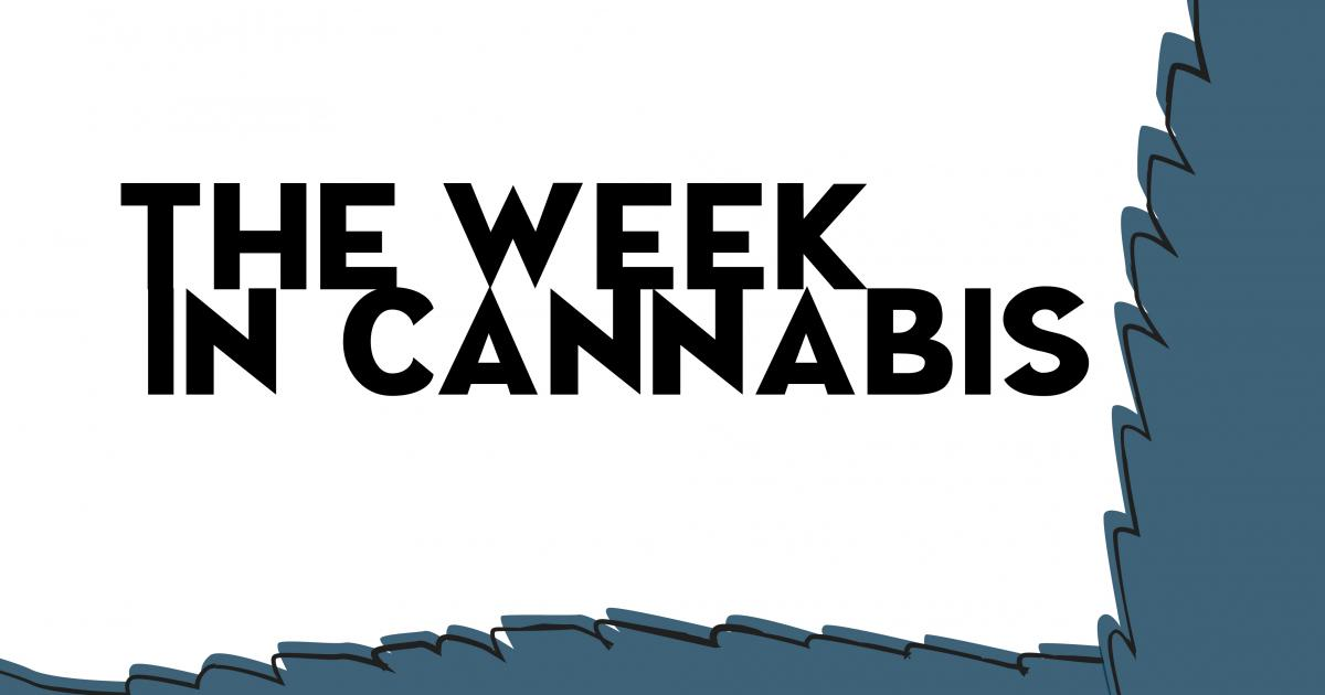 The Week In Cannabis: Stocks Down, More Celebrity Moves, Earnings And Policy News