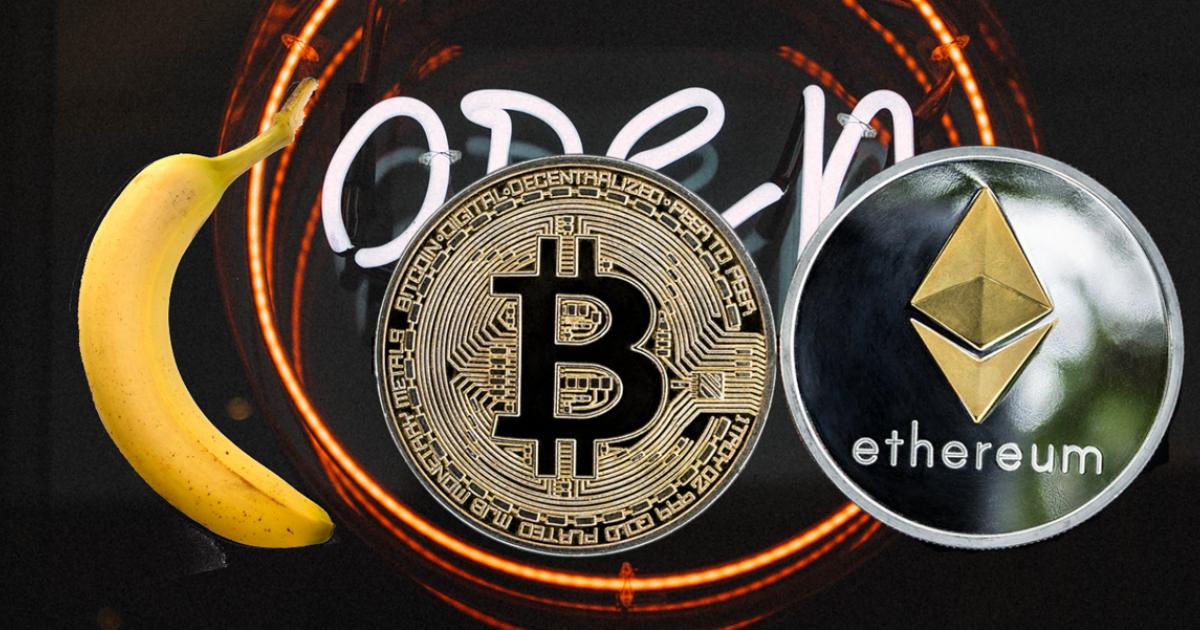 Bitcoin Beats Bananas, But Mark Cuban Bets On Ethereum