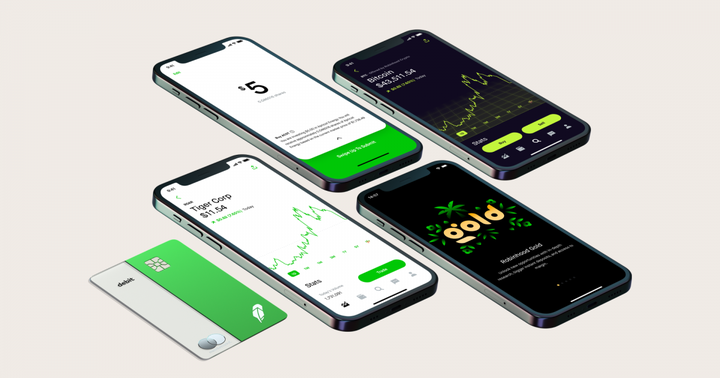 Robinhood Remains Top WallStreetBets Interest By Far As Stock Surges 50% — AMD, AMC, Moderna Other Top Trends