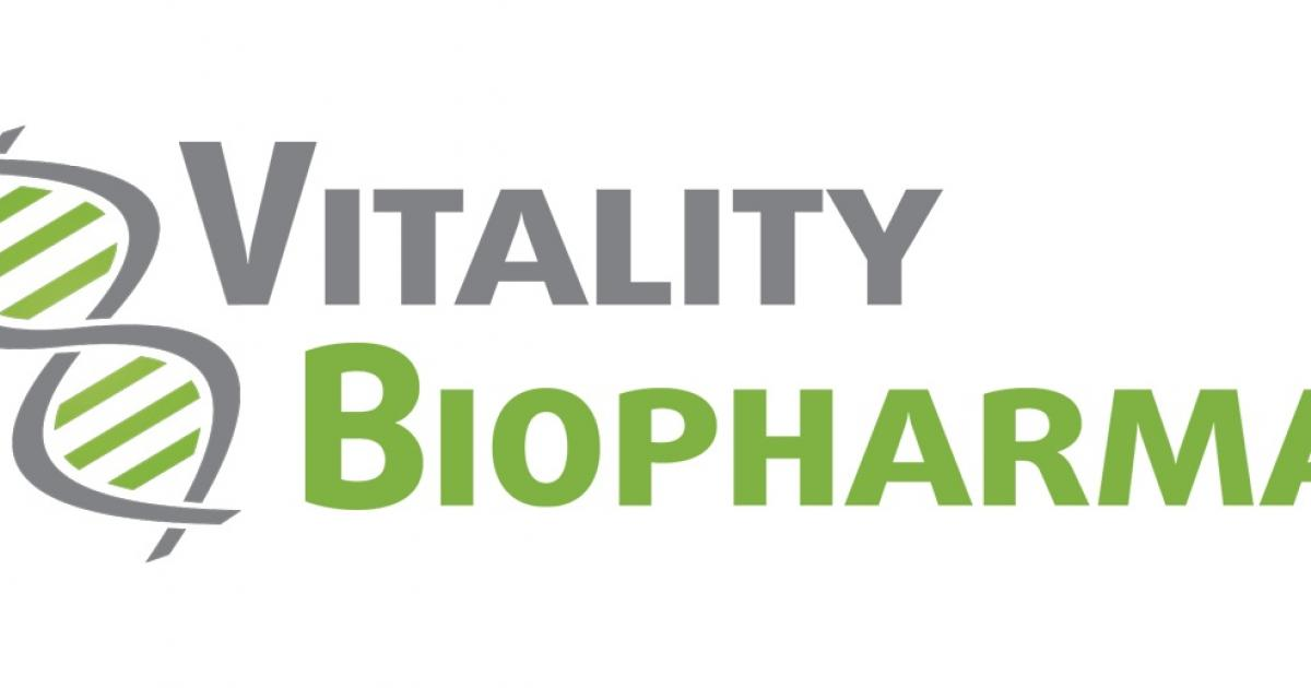 Vitality Biopharma Hires Investment Bank To Explore M&A, Asset Sale Opportunities
