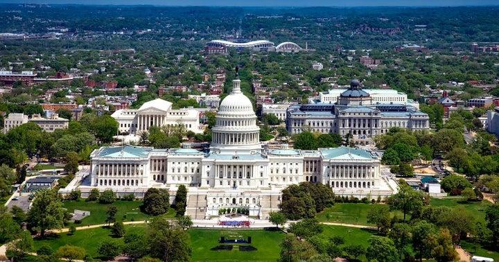 Washington, D.C. Politicos May 'Draft, Consider, Hold Hearings' On Pot Legislation, GAO Says
