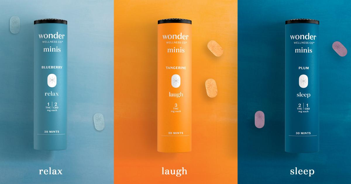 Cresco Labs Launches Wonder Wellness For Newer, Low-Dose Cannabis Consumers