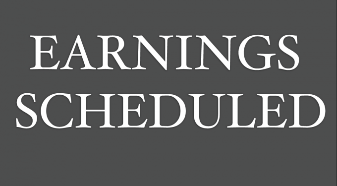 Earnings Scheduled For July 6, 2015