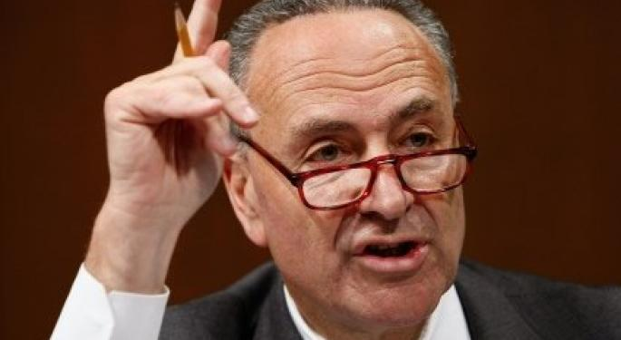 Democrat Senator Gets A Tad Too Liberal With The Girls