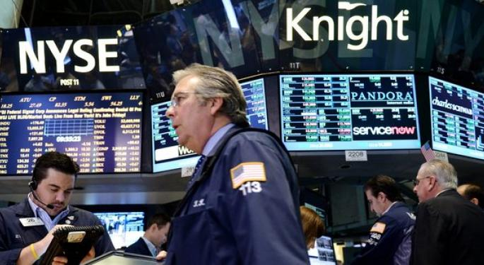 Charlie Gasparino: Blackstone Was in Talks to Buy Knight Capital Before Trading Disaster