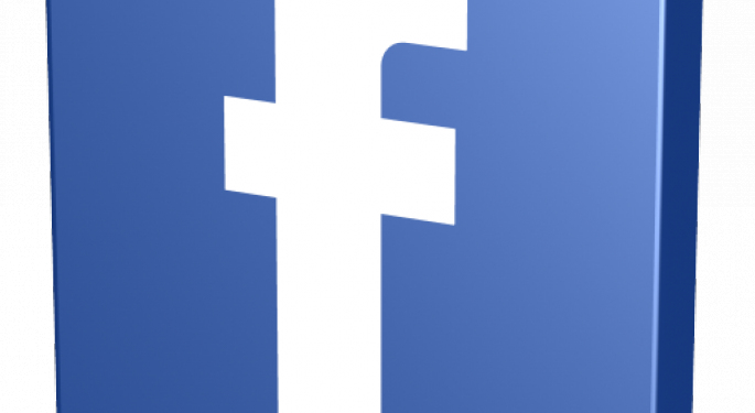 Facebook Continues to Fall; Stock Breaks $22
