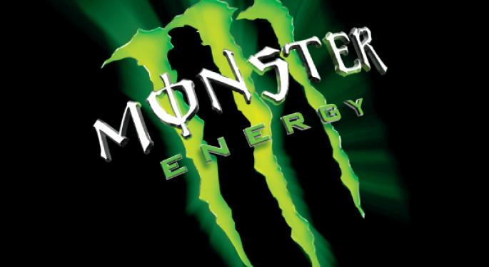 Monster Beverage Trades Down 8% After Q2 Results