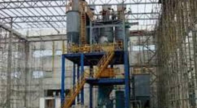 New Raymond mill building high-end powder application