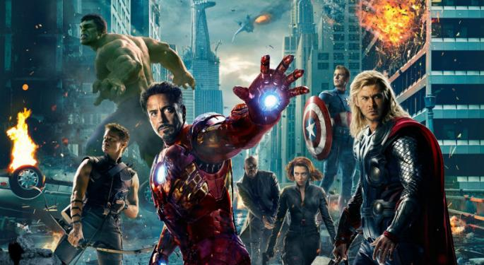 Netflix Tanks as Amazon Scores The Avengers, Hunger Games