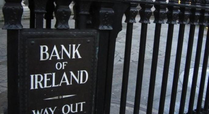 Ireland Issues First Long-Term Debt in 2 Years