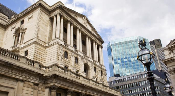 Outlook For GBP Still Firm, But BoE Has Options Other Than Interest Rates
