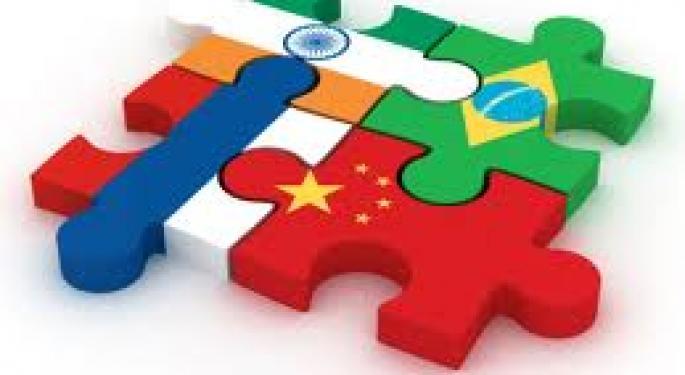 BRICs Crumble