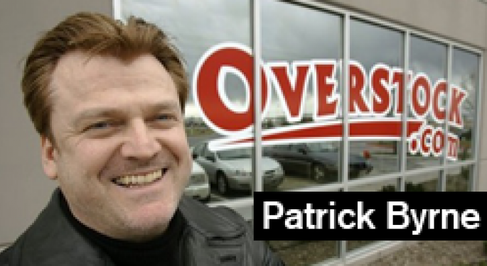 The Naked Truth - Patrick Byrne: CEO of OverStock.com Part 1