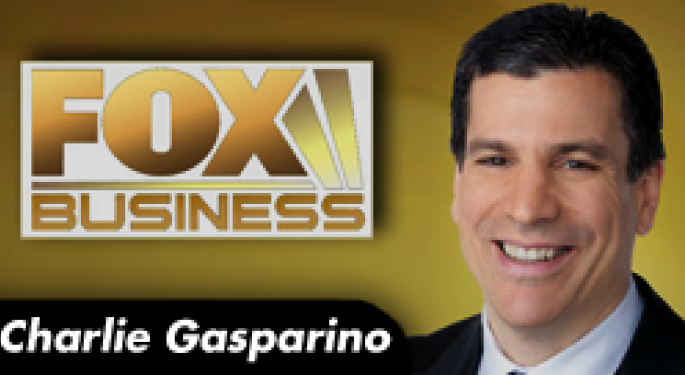 Getting Down to Business with Charlie Gasparino, Senior Correspondent with Fox Business Network, Part 2