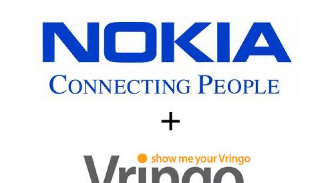 Vringo Rings Up Nokia Patent Portfolio, Catches Trader's Eyes