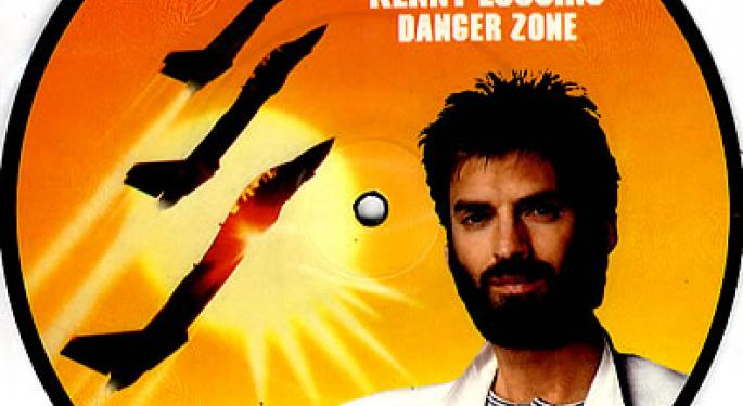 Highway to the Danger Zone for Refinances