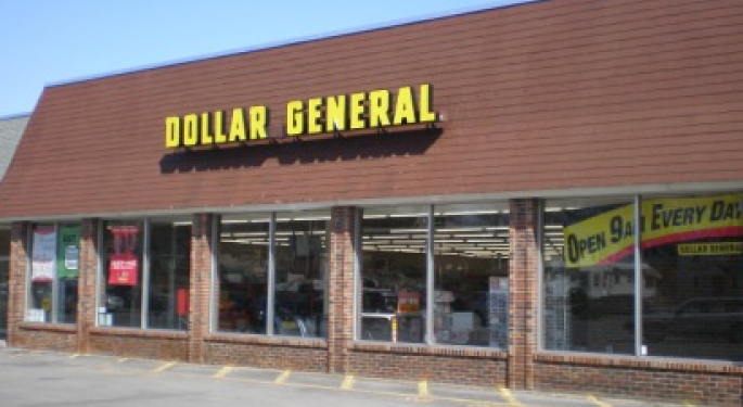 Dollar General Rallies After Earnings Report