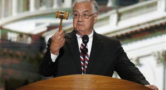 Barney Frank : No Housing Bubble in June, 2005