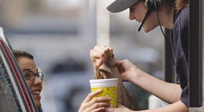 McDonald's, Chipotle Ramp Up the Pace
