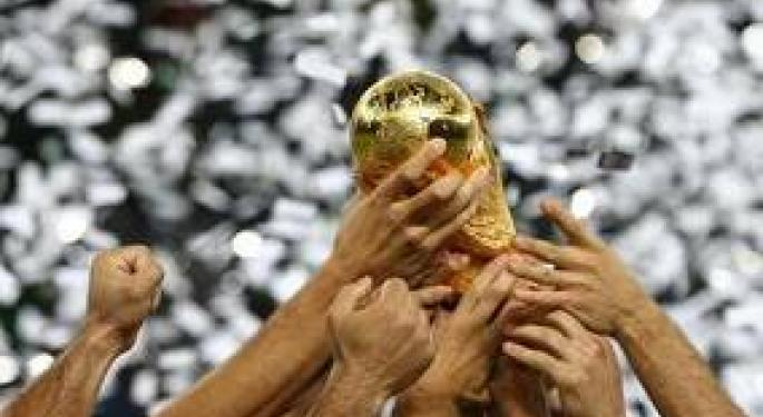 Russia and Qatar To Host 2018 and 2022 FIFA World Cups RSX