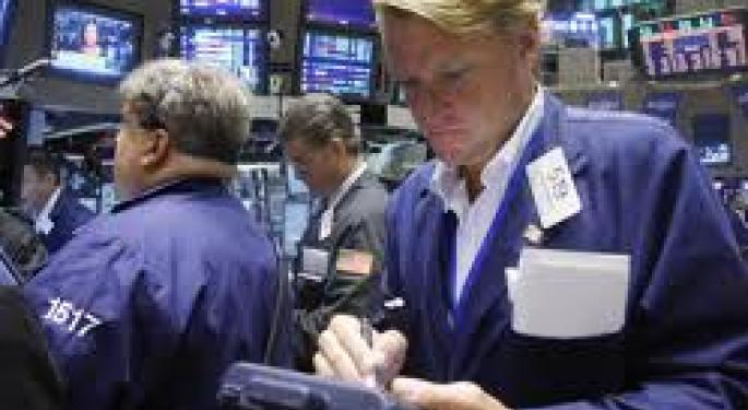 US Stock Futures Slightly Higher Ahead Of Economic Data