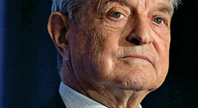 Soros: Germany Could Cause Euro Collapse FXE