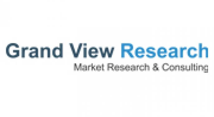 Global Plastics Market Growing At CAGR Of 5.3%, Demand Expected To Reach 334.83 Million Tons By 2020: Grand View Research, Inc.