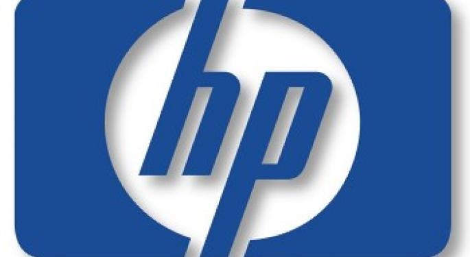 Hewlett-Packard: Dead Money...Still
