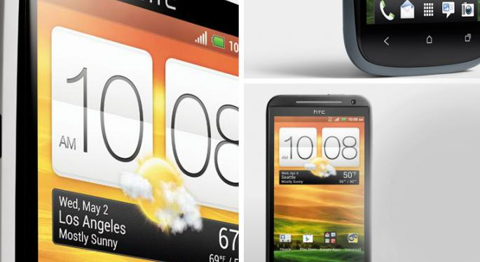 HTC Will Fight Apple to the Death